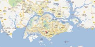 singapore-mappa