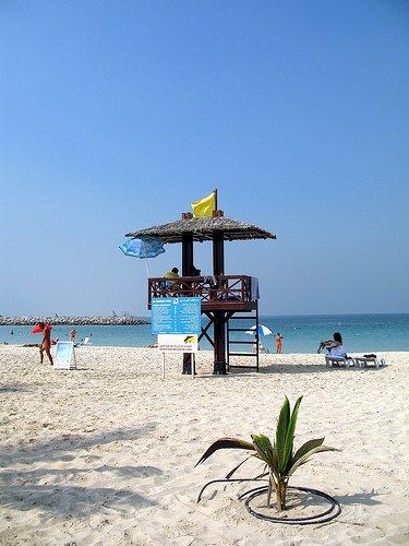 Al-Mamzar-Beach