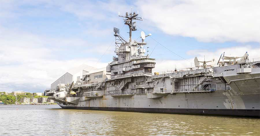 Intrepid Sea – Air Space Museum