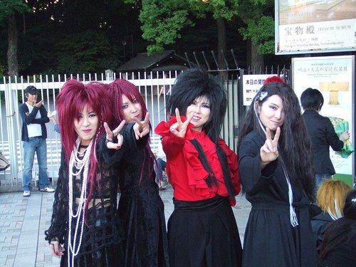 Harajuku-girls