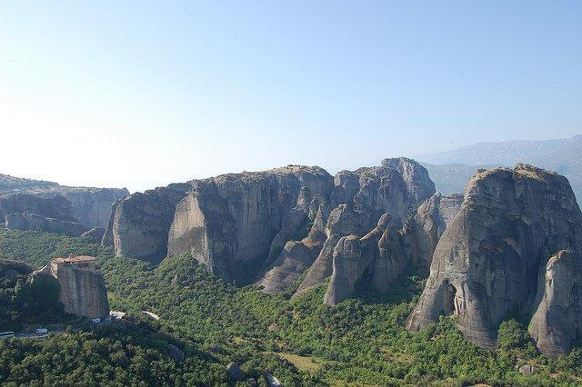 Monasteries-greece