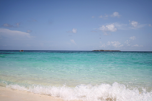 bahamas-spiaggia