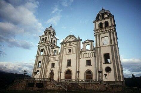 tegucigalpa catedral