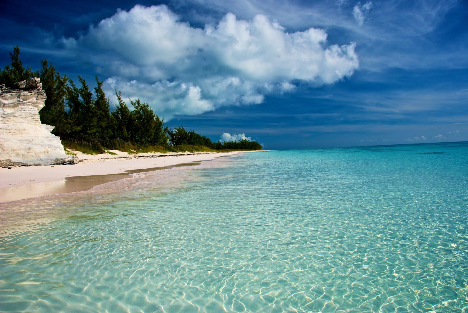 Eleuthera-Bahamas-Beach