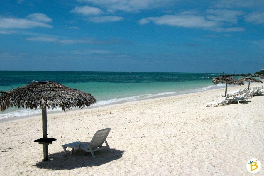 Incantevole spiaggia a Freeport