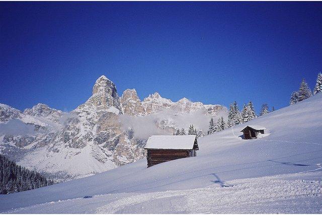 Alta Badia in Inverno