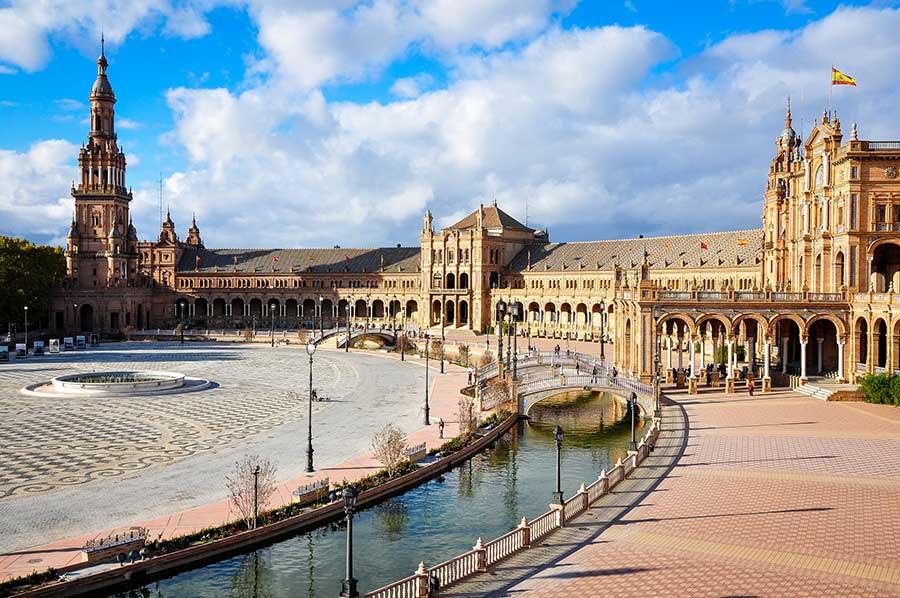 Plaza de España - Siviglia