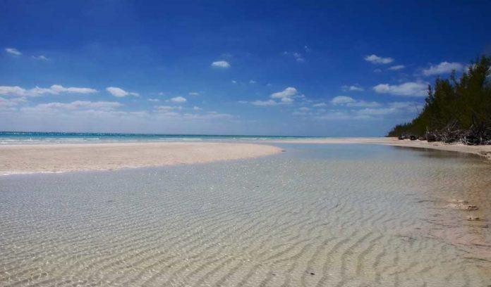 Mare e spiagge di Grand Bahama