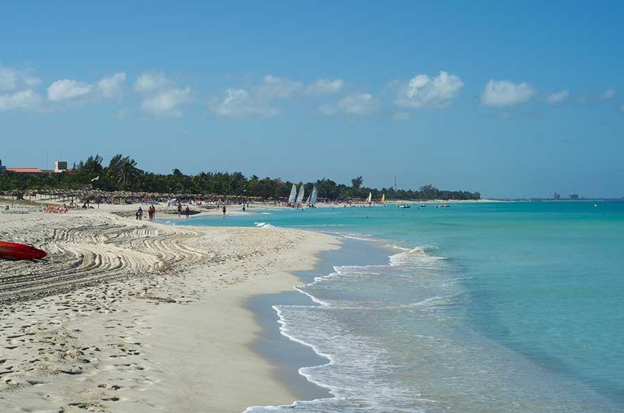 Spiaggia Cuba Varendero - Foto C. Rivera