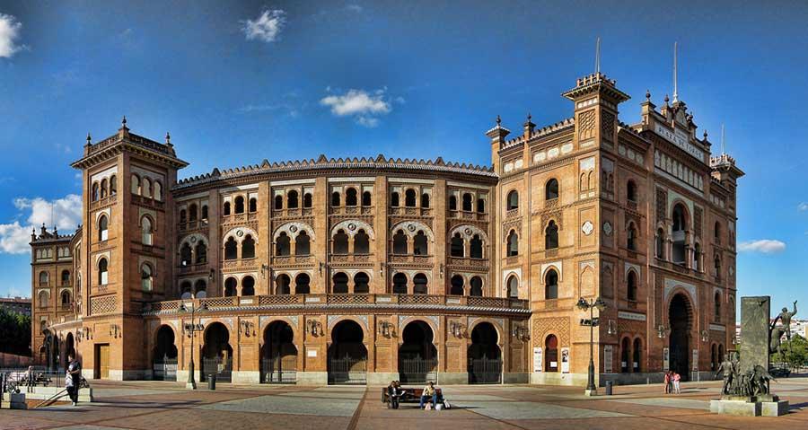 Plaza de Toros, Madrid