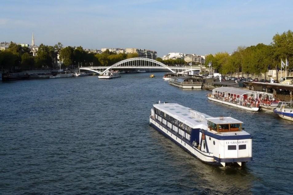 Tour di Parigi, crociera e Torre Eiffel