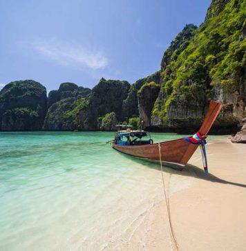 Spiagge Thailandia - Maya Bay