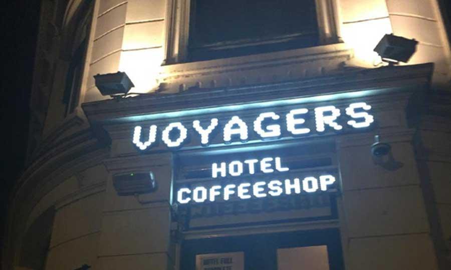 Coffeeshop Voyagers