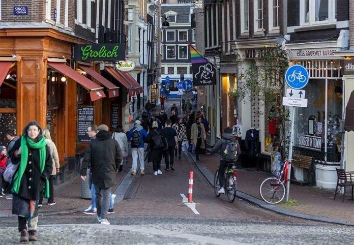 Centro di Amsterdam
