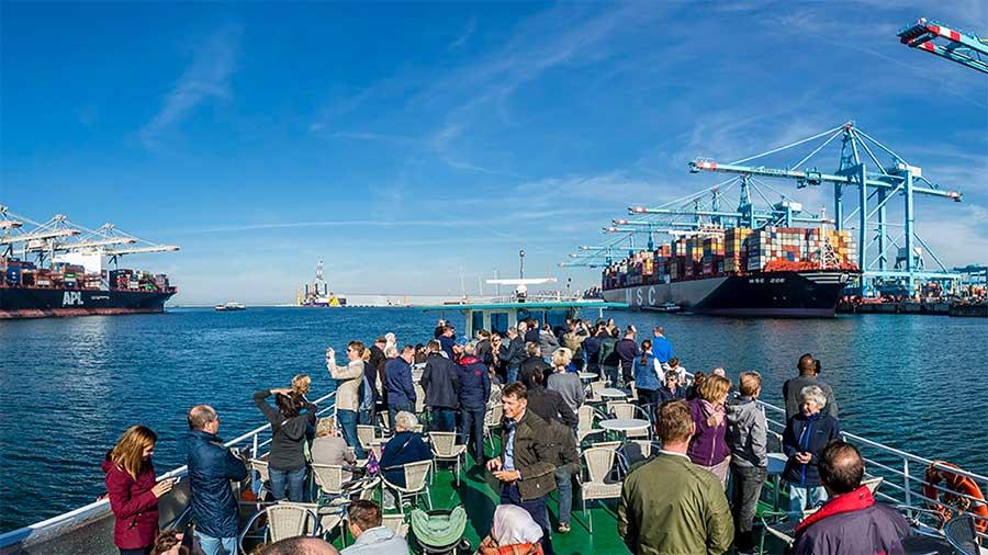 Tour del Porto di Rotterdam
