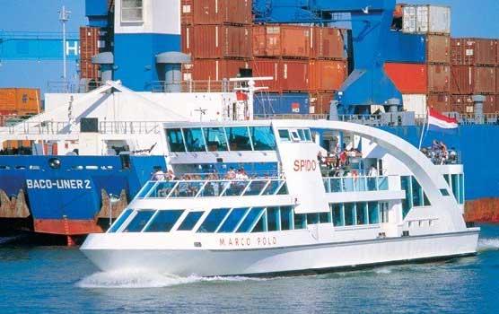 Le iconiche imbarcazioni Spido