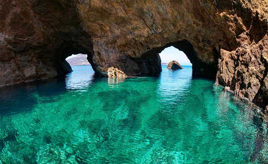 Grotte marine di Dragonisi