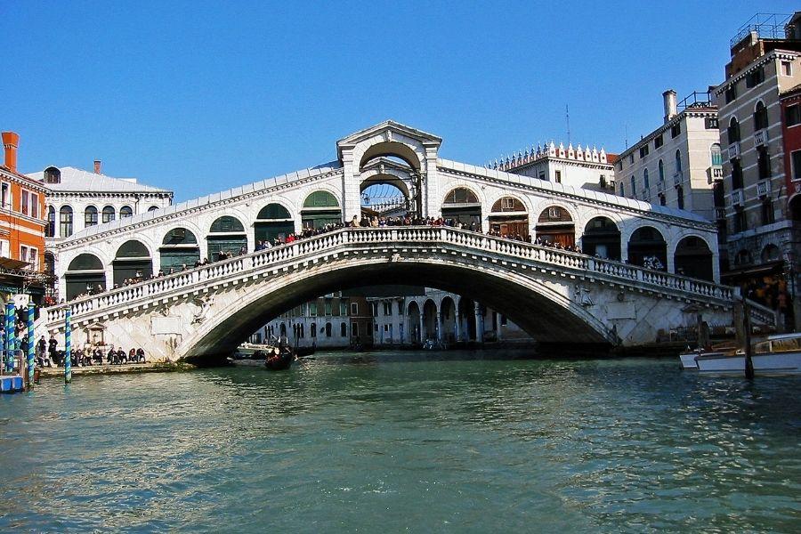 Ponti di Venezia: Rialto
