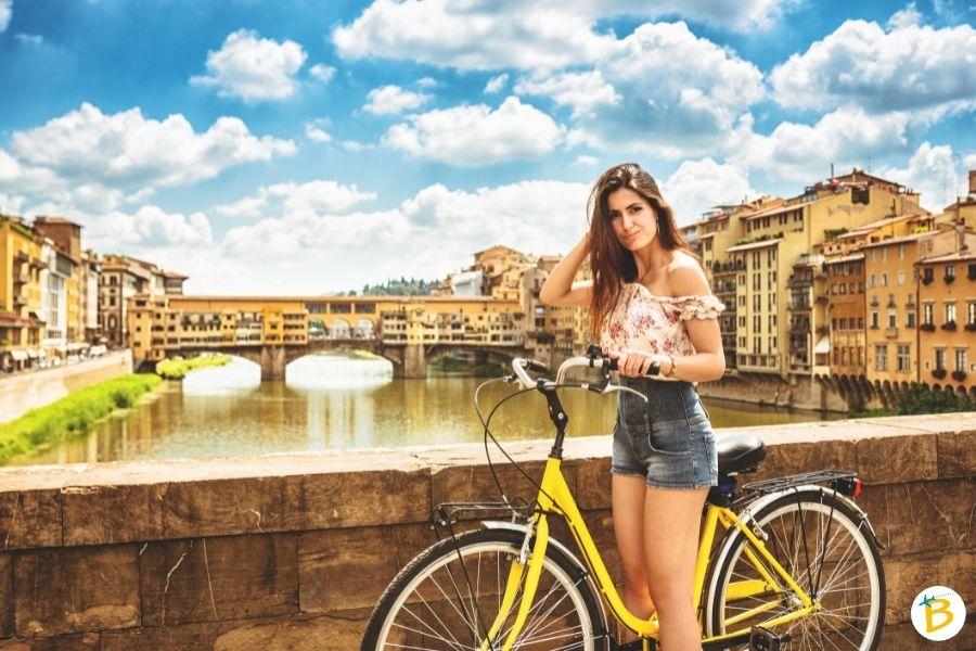 Vedere Firenze in bici