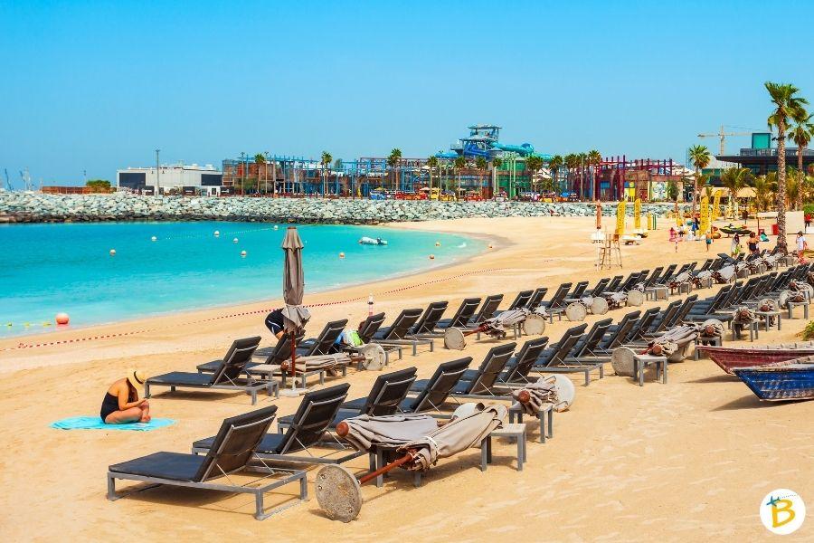 La Mer Jumeirah beach