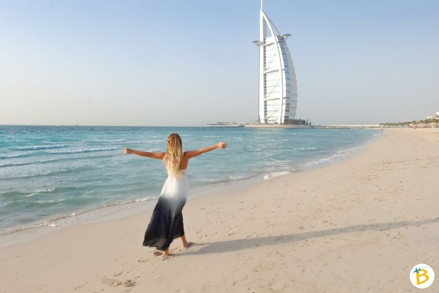 Spiagge di Dubai